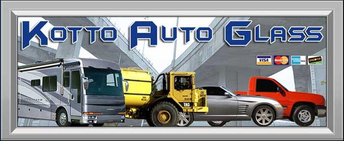Auto Glass Custom Car Windshields Side Windows Convertible